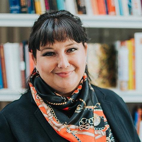 Jennifer Grüger Rechtsanwältin in Dorsten Potrait