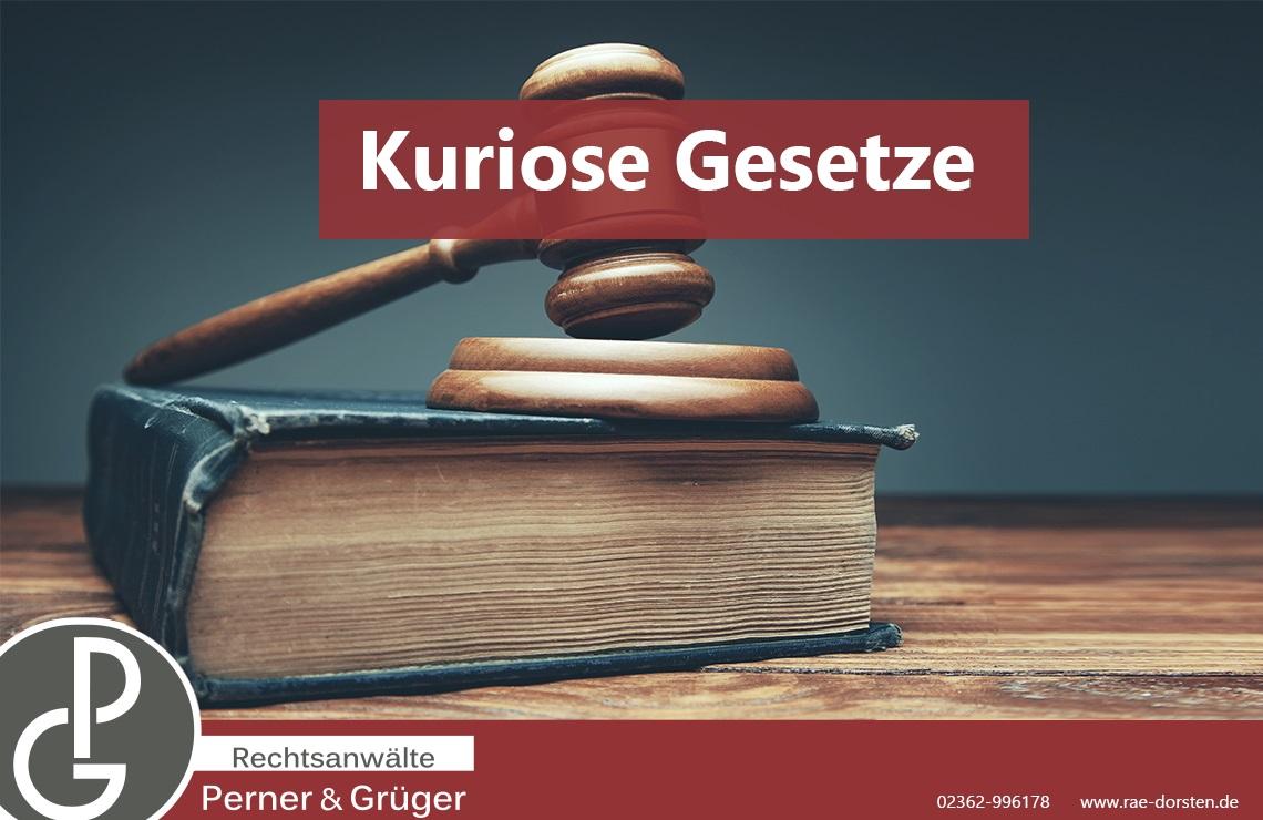 Kuriose Gesetze - Todesstrafe in Deutschland - Perner