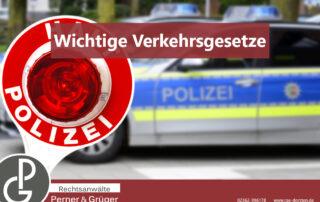 Die Vorfahrtsregeln und die dazugehörigen Verkehrszeichen erklärt mit den Strafen aus dem Bußgeldkatalog von den Fachanwälten für Verkehrsrecht aus Dorsten